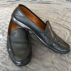 Allen Edmonds black loafer